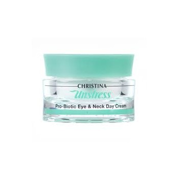 UNSTRESS- PROBIOTIC EYE & NECK DAY CREAM