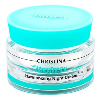 UNSTRESS- HARMONIZING NIGHT CREAM